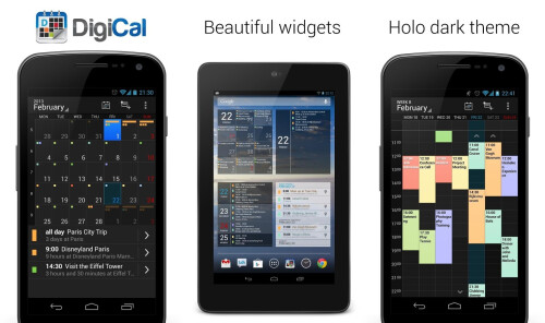 DigiCal - Android - Free