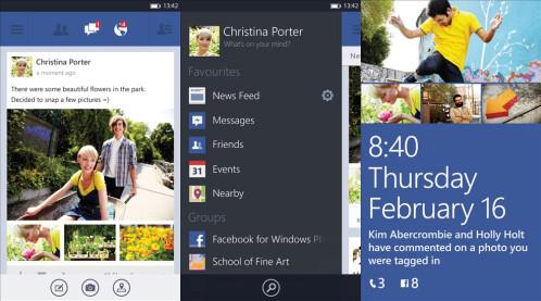 Facebook - Windows Phone - Free