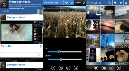 Fhotoroom - Windows Phone - Free