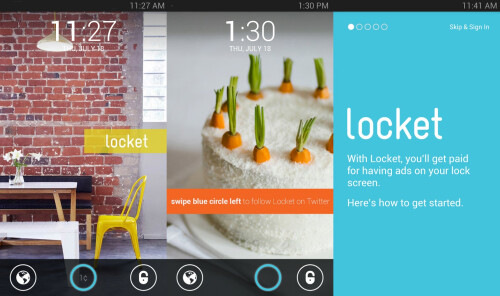Locket - Swipe in. Cash out. - Android - Free