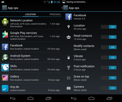 Permission Manager - Android - Free