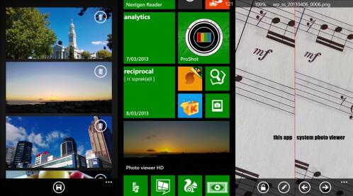 HD Photo Viewer - Windows Phone - $0.99