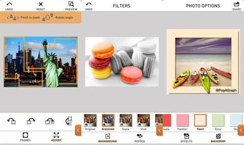 PopAGraph - iOS - Free
