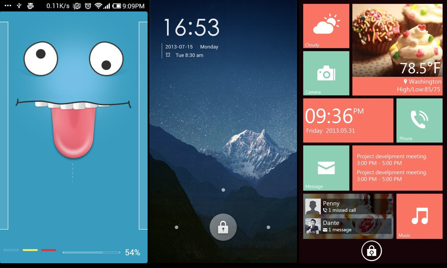 10 lock screen replacement apps for your Android smartphone