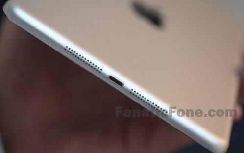 Apple iPad mini 2 leaks