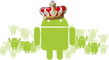 Android is taking over the world: 80  of all smartphones run Google's OS