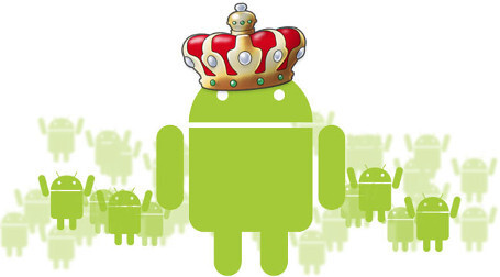 Android is taking over the world: 80% of all smartphones run Google's OS