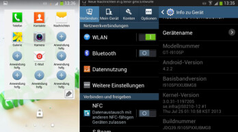 Android 4.2.2 is coming to the Samsung Galaxy S II Plus