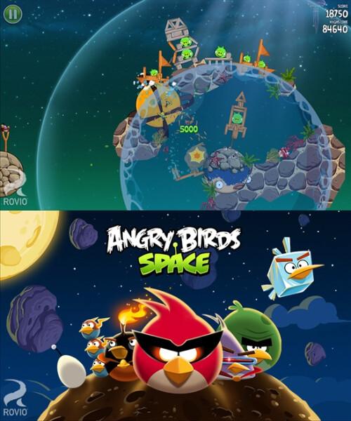 Angry Birds Space - Windows Phone - $0.99
