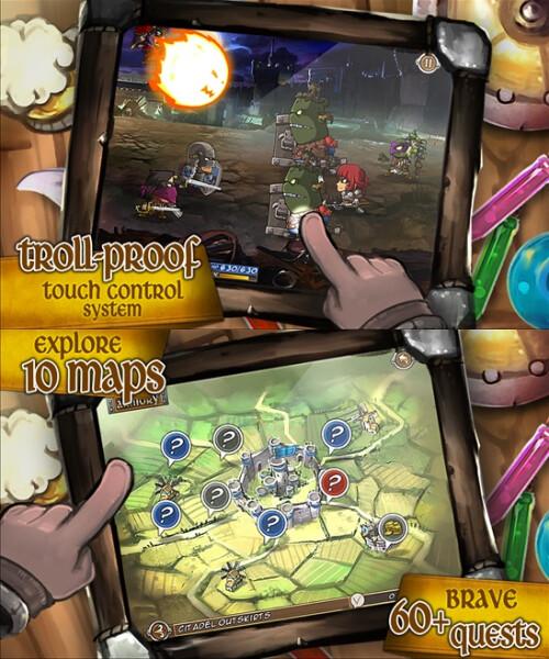 Battleloot Adventure - Windows Phone - $0.99