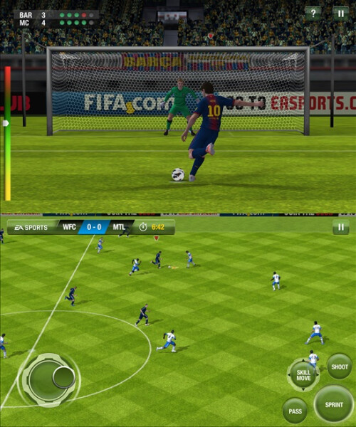 FIFA 2013 - Windows Phone (Nokia exclusive) - $4.99