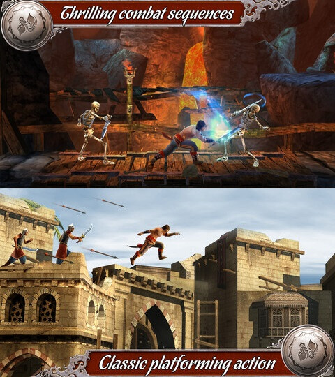 Prince of Persia Shadow&Flame - Android, iOS - $2.99