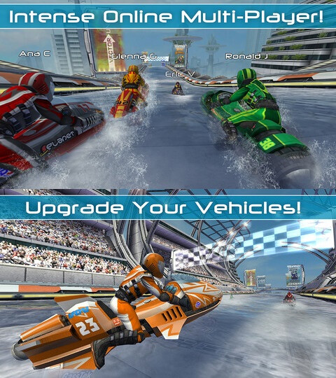 Riptide GP2 - Android, iOS - $2.99