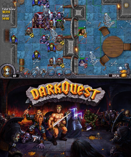 Dark Quest - Windows Phone - $1.99