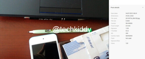 Samsung Galaxy Note III photo samples