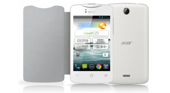 Acer Liquid Z3 is official – cheap Android in a small package