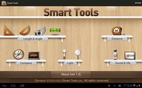 Smart Tools ($2.50)
