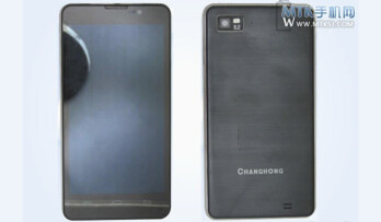 Android smartphone with 5000mAh battery to launch in the Far East
