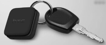 The HTC Fetch tracking device