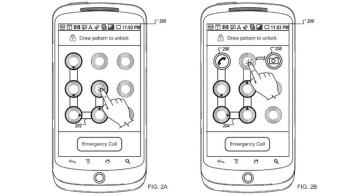 USPTO fails again: Google patents gesture unlock/app launch feature