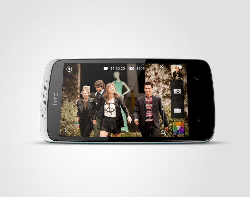HTC Desire 500 goes official