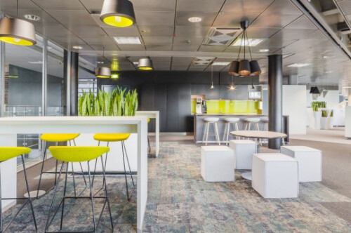 Where color is born: a photo tour of Nokia's new offices