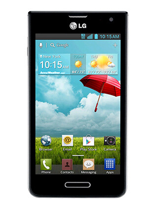 LG Optimus F3 - LG G2, Optimus F6 and Optimus F3 are coming to T-Mobile