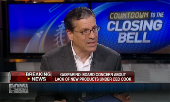 FOX Business reports on the rumblings going on inside Apple's boardroom