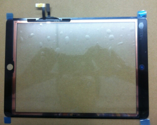 Presumably the front panel for the iPad 5