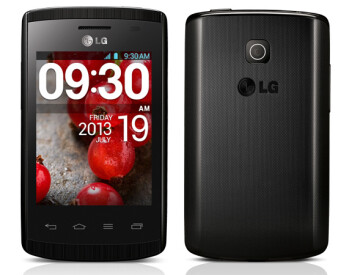 Entry-level LG Optimus L1 II is announced, priced at $95