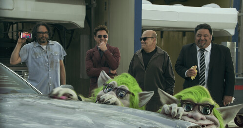 HTC's 'Change' marketing campaign starring Robert Downey Jr.