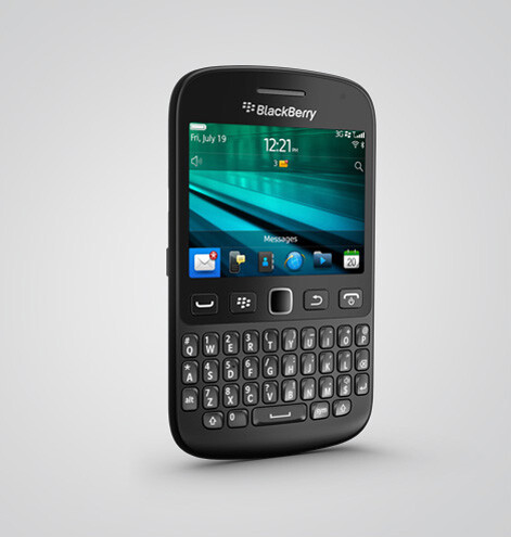 BlackBerry 9720 launches, running on BB7