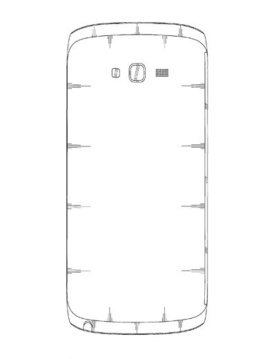 Could this be the upcoming Galaxy Note III?