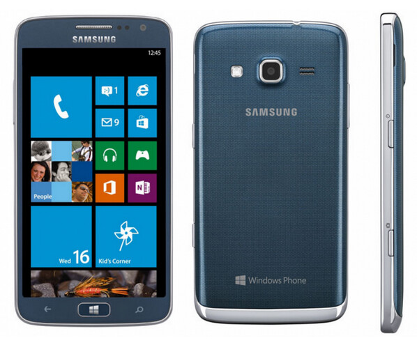 The Samsung ATIV S Neo, coming to Sprint as soon as Friday - Official specs for Samsung ATIV S Neo published by the manufacturer