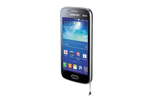 Samsung Galaxy S II TV comes with a television receiver
