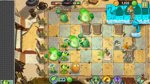 Plants vs Zombies 2 Review
