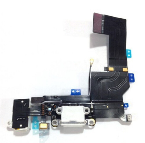 Dock connector charging port flex cable