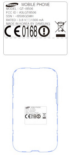 Refreshed version of the Samsung Galaxy S4 visits the FCC