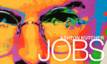 Jobs pulled in less than $7 million for its opening weekend