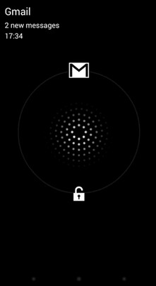 Screenshots from ActiveNotifications - Motorola Moto X Active Display available for any Android phone