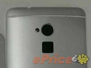 HTC One Max phablet poses for a family portrait, reveals a fingerprint sensor