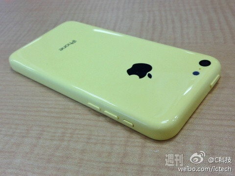 More iPhone 5C photos leak out