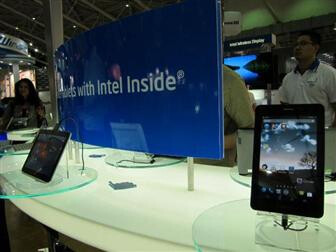 Intel is still trying to get inside more smartphones and tablets