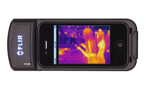 Infrared camera coming to the Apple iPhone?