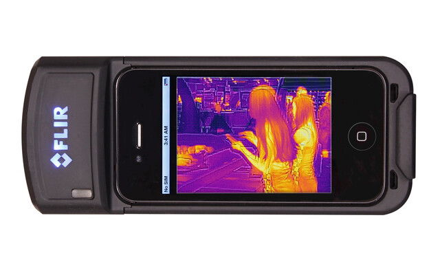Infared Camera For Iphone