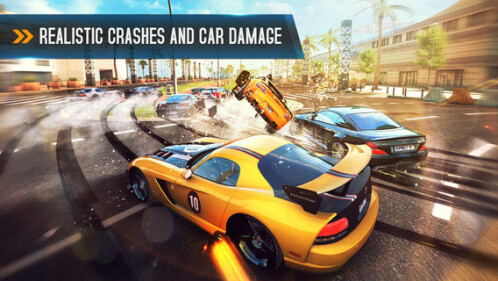 Asphalt 8: Airborne now live on iOS and Android