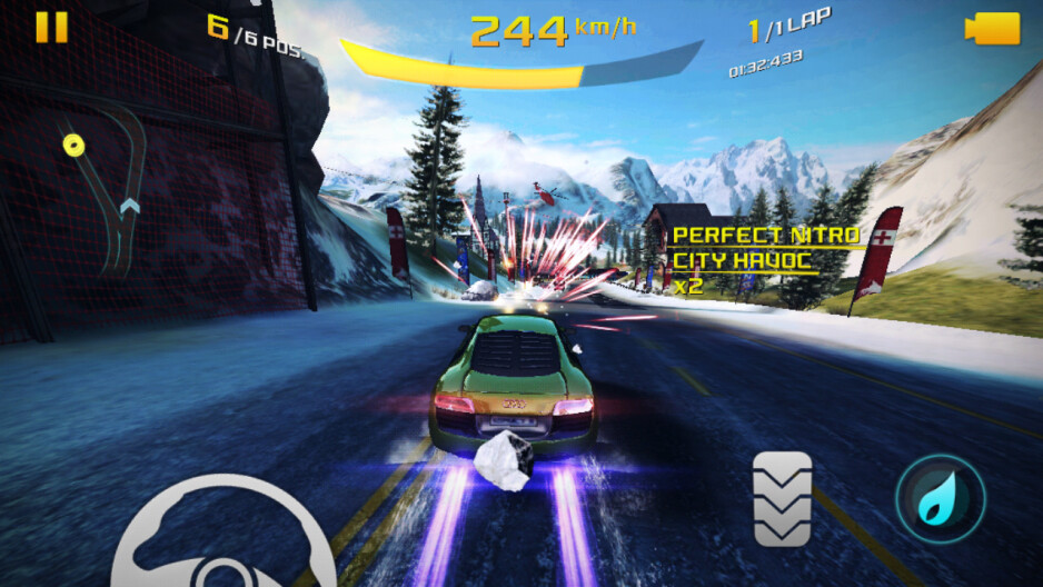 More about speed than realism - Asphalt 8: Airborne Review