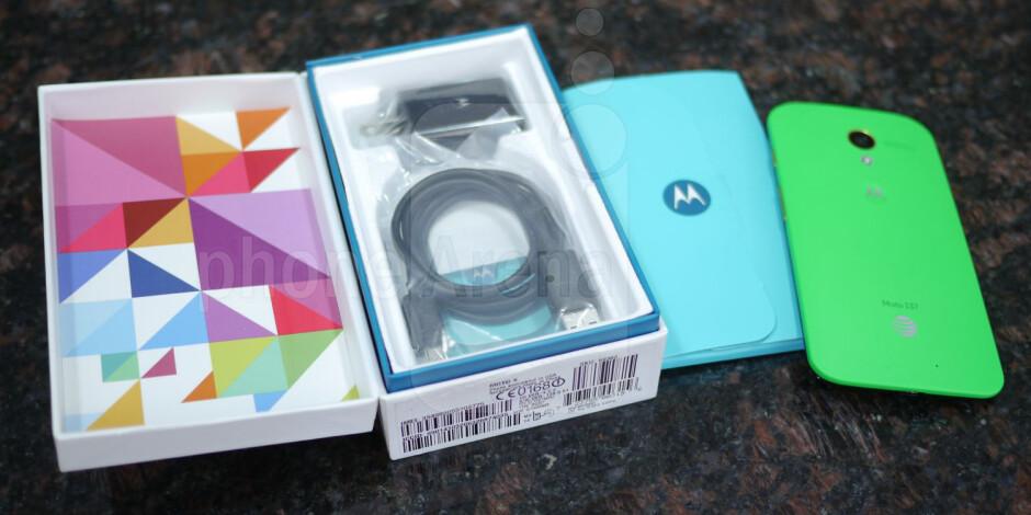 Moto Maker custom designed Moto X & Motorola Skip hands-on