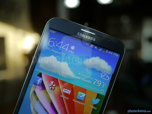 AT&T Samsung Galaxy Mega 6.3 hands-on
