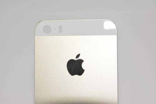 Champagne Apple iPhone 5S surfaces